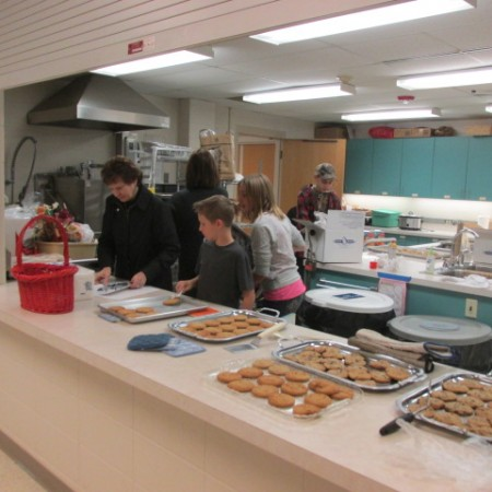 Youth Cookie Bake