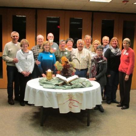 Living Christ Retreat – October 2014