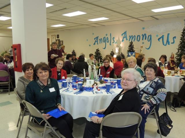 Women's Guild-Annual Tea 2014