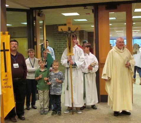 Assembling Before Mass