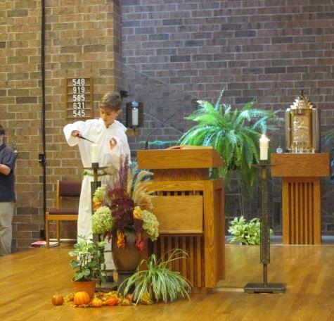 Preparing for Mass