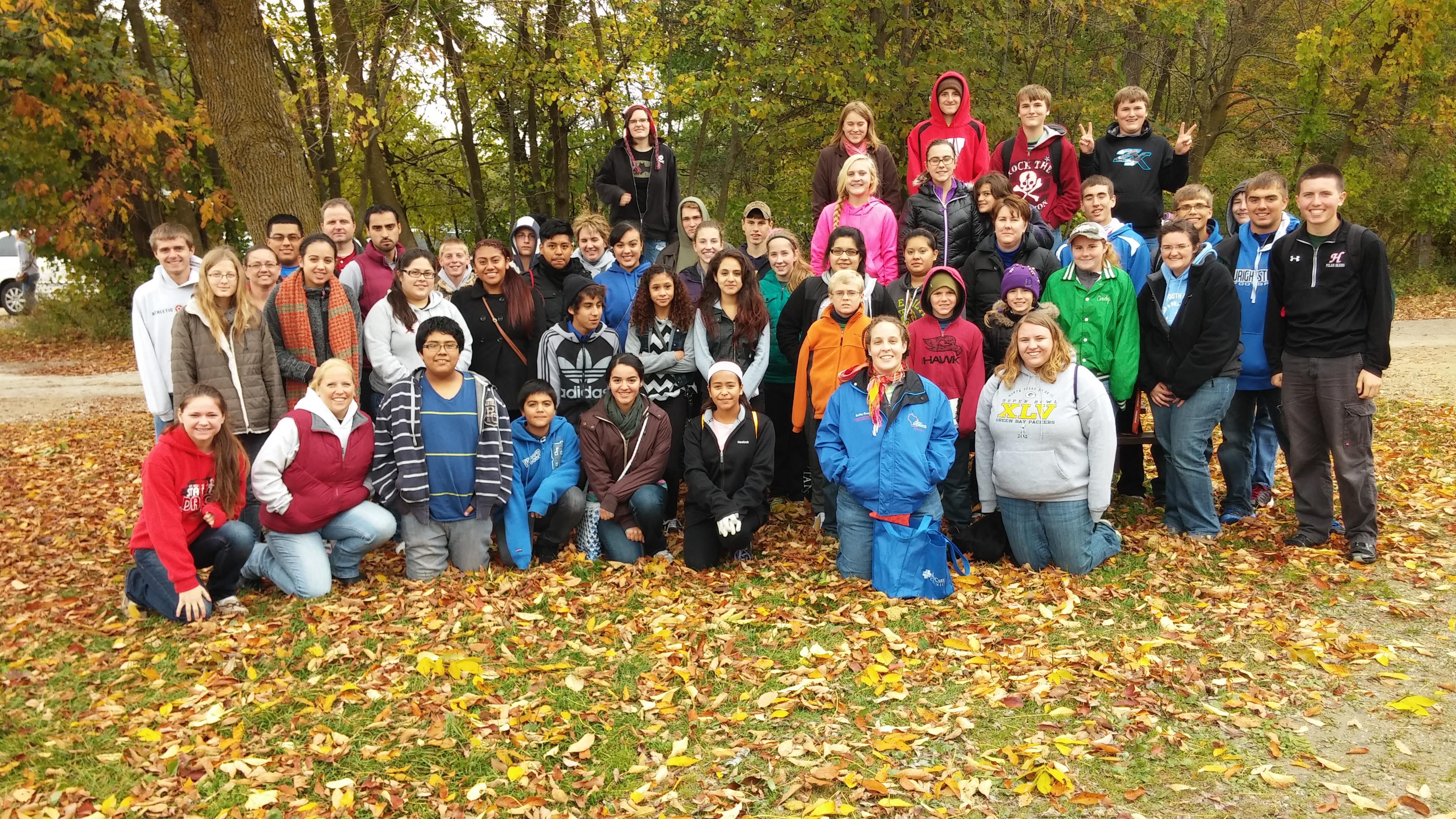 Youth Retreat, Fall 2014