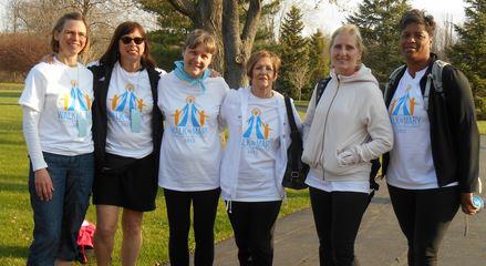 Walk to Mary 2015