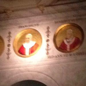 Pope Francis Mosaic