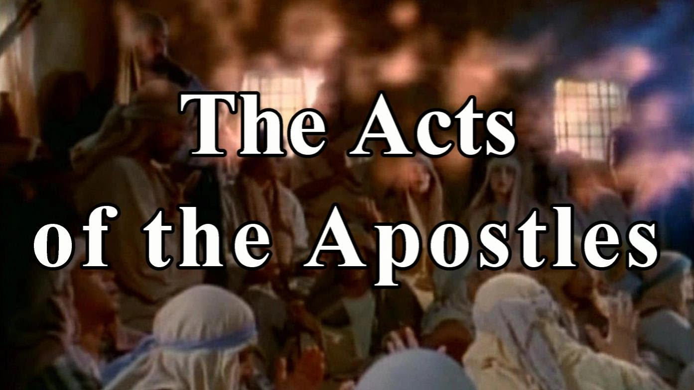 Acts of the Apostles - biblestudyinfo.com
