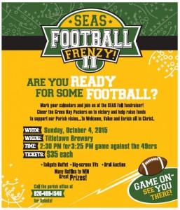 Football Frenzy II Poster