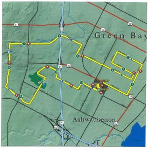 Cellcom Marathon Map